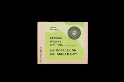 Herbata Zielona Pigwa z Cytryną 100g