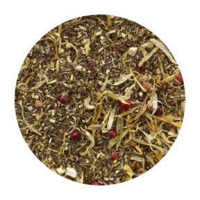 Herbata Rooibos Brzoskwinia Morela 50g