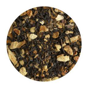 Herbata Czarna Alpejski Poncz 100g