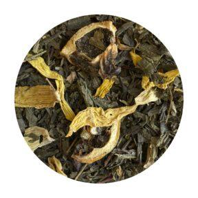 Herbata Zielona Ice Tea Limonka Aloes 100g
