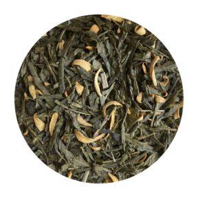 Herbata Zielona Sencha Kaktusowa 100g