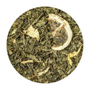 Herbata Ice Tea Limonka Aloes 50 g