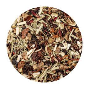 Herbata Pomarańcza Truskawka Organic 50g