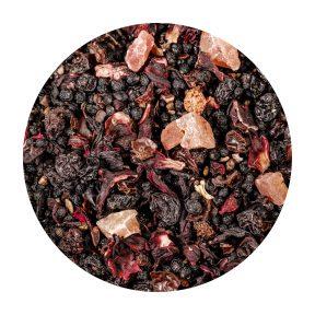 Herbata Truskawki w czekoladzie 50g