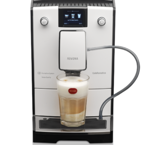 Ekspres ciśnieniowy do kawy NIVONA 779 + 1kg Kawy Brazylia GRATIS - biały