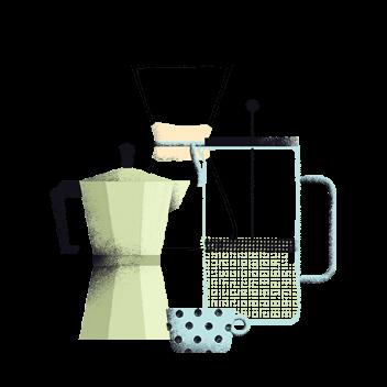 Akcesoria kawowe
