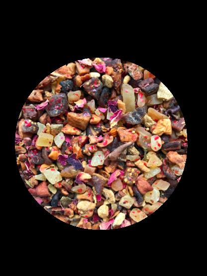 Herbata Owocowy Imbir 50g