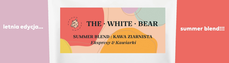 letnia edycja - kawa summer blend