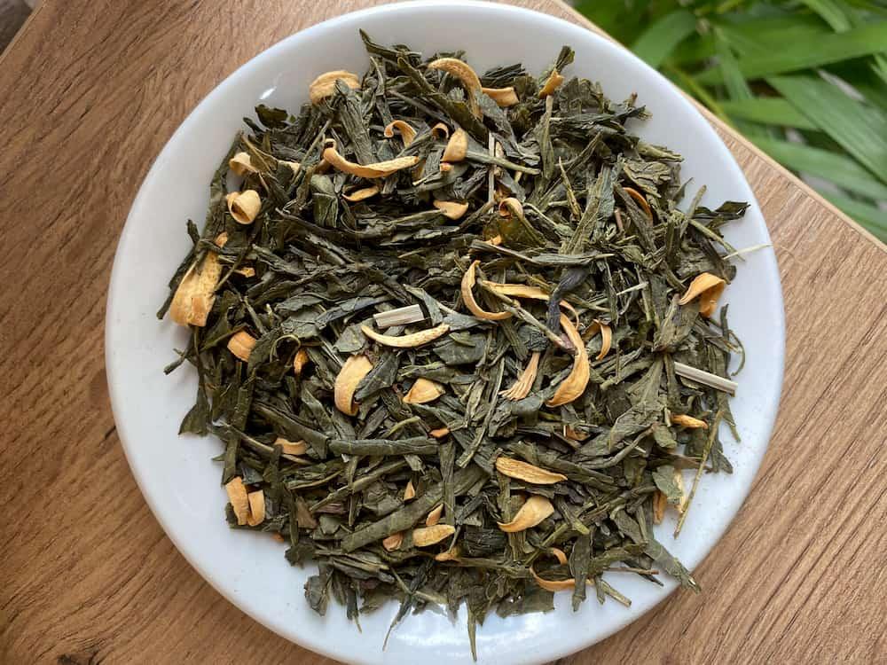 Na co pomaga zielona herbata