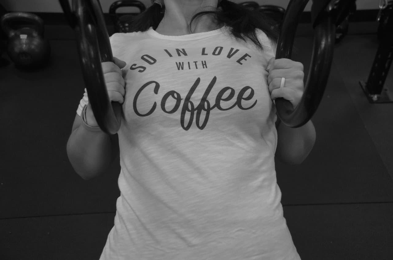 Kawa przed treningiem – mozna czy nie