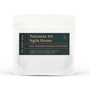 Tanzania AA Ngila Honey 250g kawa ziarnista świeżo palona