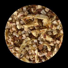 Herbata Owocowa Truskawka z Rabarbarem 100g