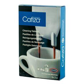 Tabletki do czyszczenia ekspresów, 8 sztuk - Urnex - Cafiza
