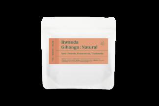 Rwanda Gihanga 250g kawa ziarnista świeżo palona