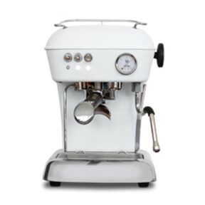 Ekspres ciśnieniowy kolbowy do kawy Ascaso Dream One -biały