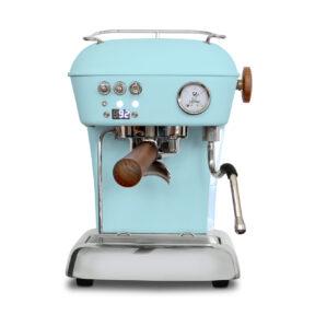 Ekspres ciśnieniowy kolbowy do kawy Ascaso Dream Pid- błękit