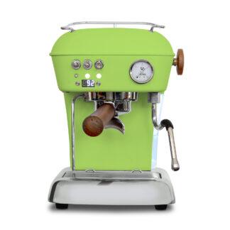 Ekspres ciśnieniowy kolbowy do kawy Ascaso Dream Pid- pistacja
