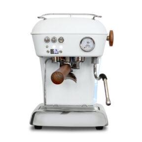 Ekspres ciśnieniowy kolbowy do kawy Ascaso Dream Pid- biały