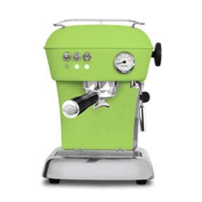 Ekspres ciśnieniowy kolbowy do kawy Ascaso Dream Zero- pistacjowy