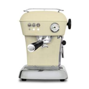Ekspres ciśnieniowy kolbowy do kawy Ascaso Dream Zero- kremowy