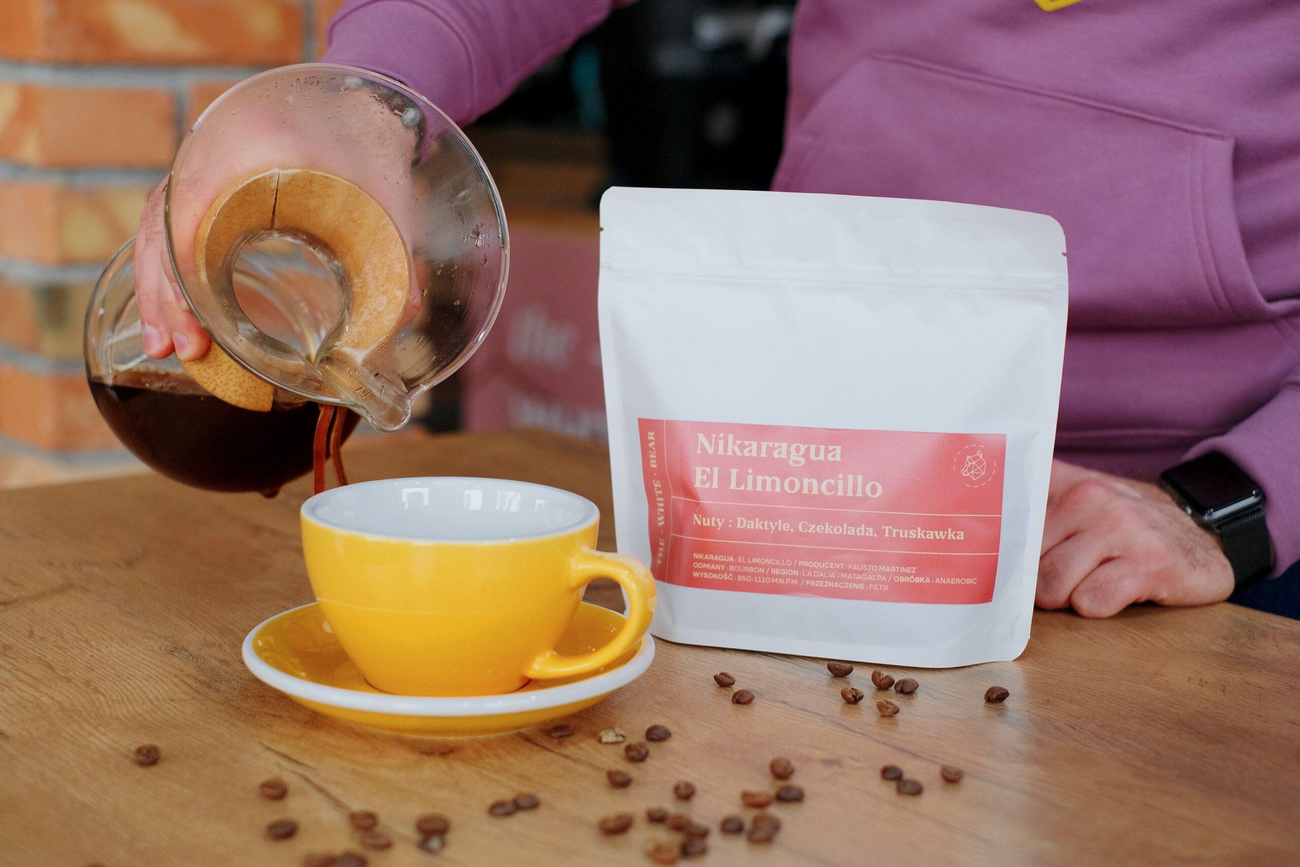 parzenie kawy w chemexie