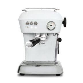 Ekspres ciśnieniowy kolbowy do kawy Ascaso Dream Zero- biały