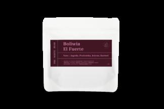 Boliwia El Fuerte 250g kawa ziarnista świeżo palona