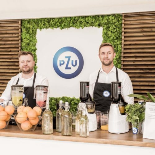 smoothie bar dla pzu