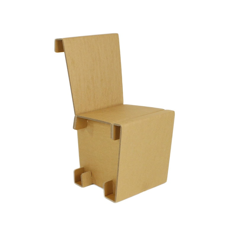 krzesla z papieru - eco barista