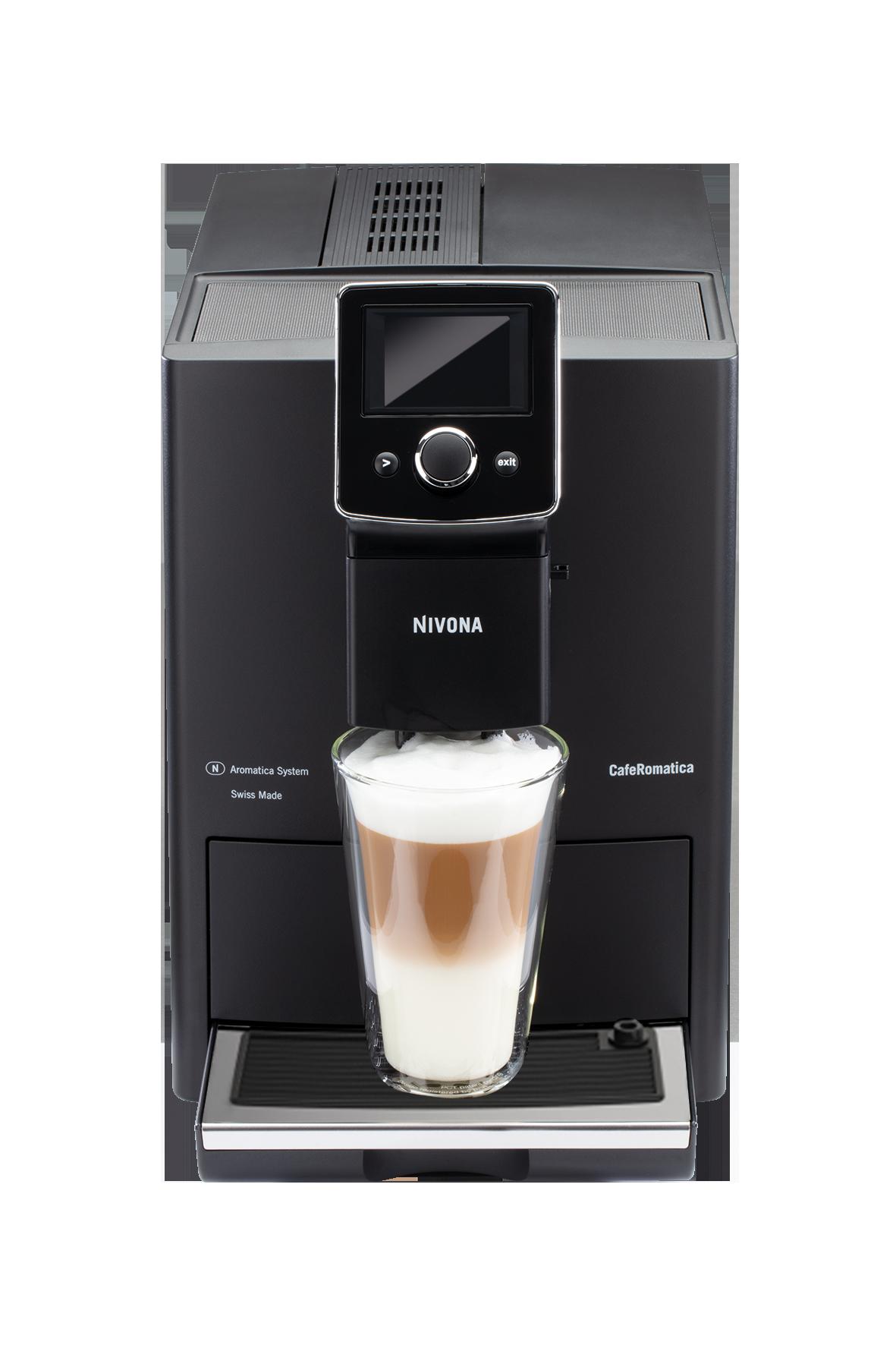 dzierzawa ekspresow do kawy - Nivona 820