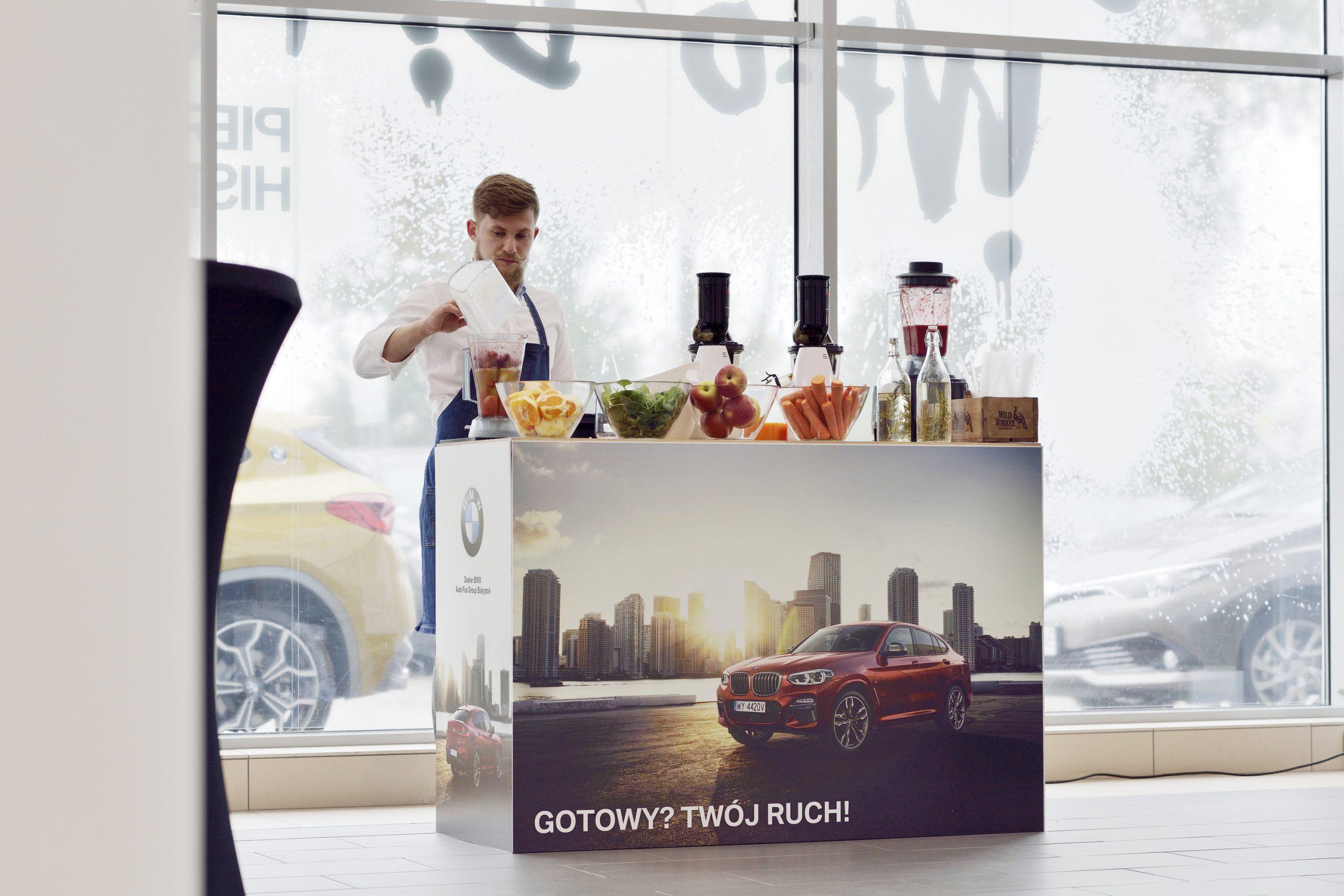 Event firmowy BMW