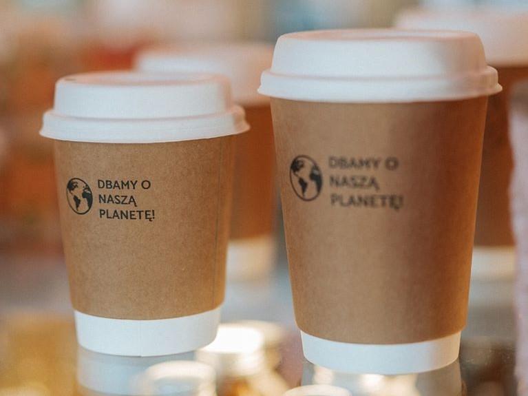 kubki papierowe do kawy