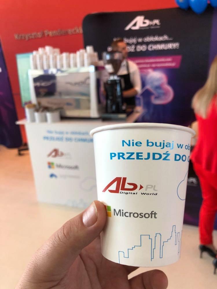 Stoisko kawowe - AB.pl Digital World